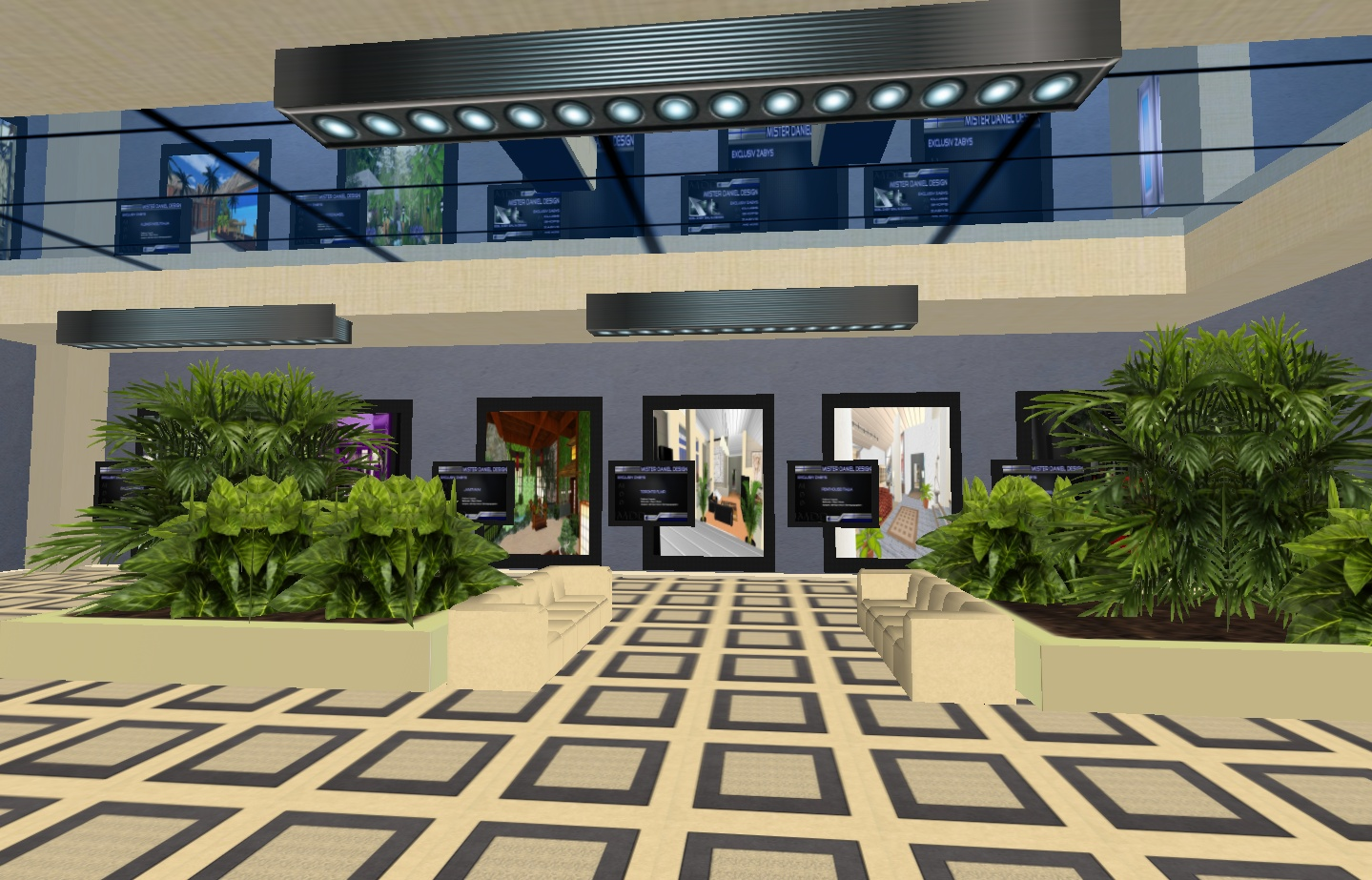 Das neue Palais de Création 2