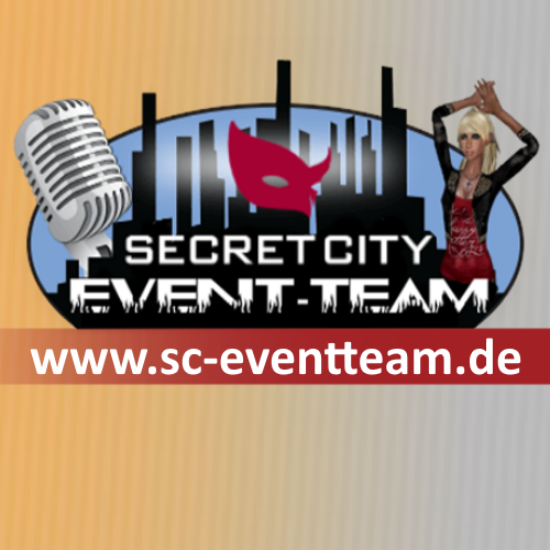 Secret City Event-Team