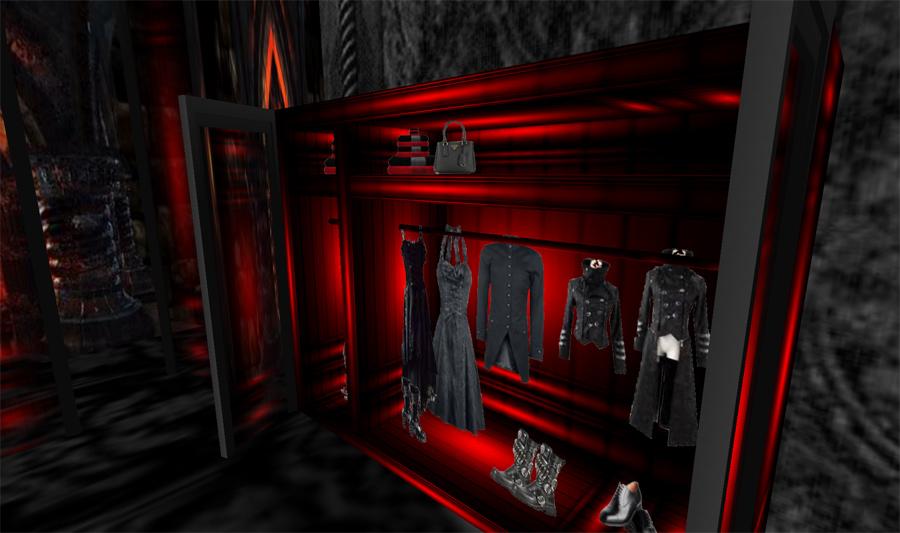 Gina_t - Der Kleiderschrank